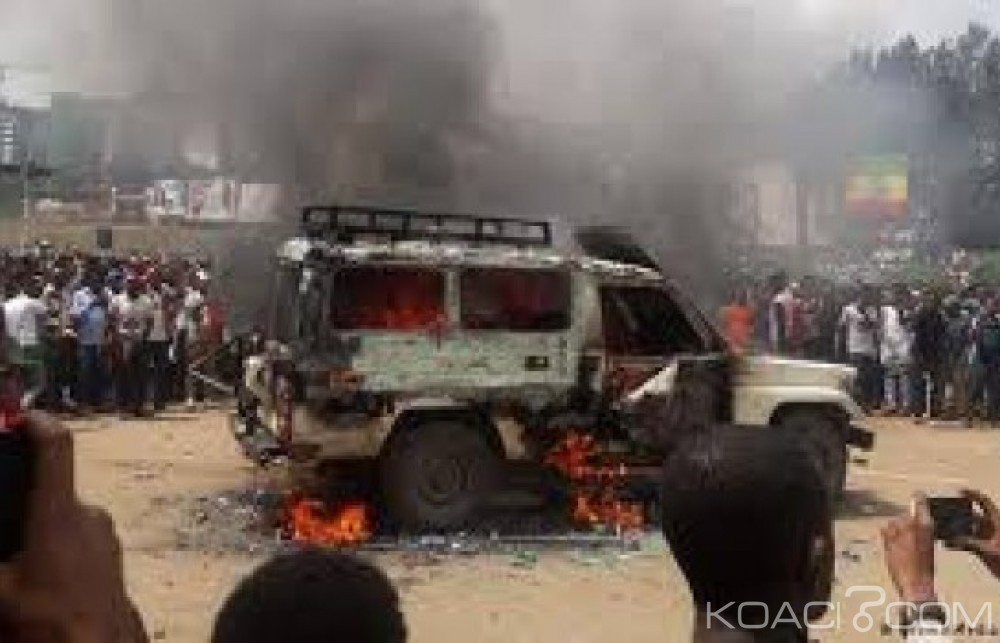 Ethiopie: 10 morts dans l'explosion  d'un engin piégé au passage d'un minibus