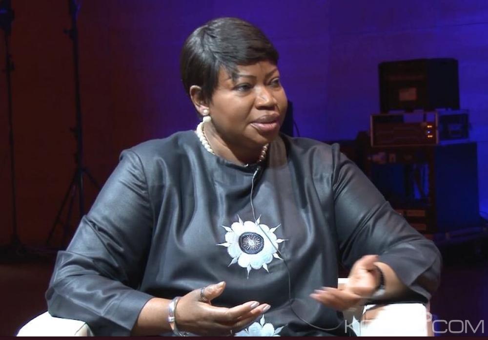 Côte d'Ivoire : « Partialité » africaine de la CPI,  Fatou Bensouda, « Ce n'est pas correct ou bien il y a de la politique »
