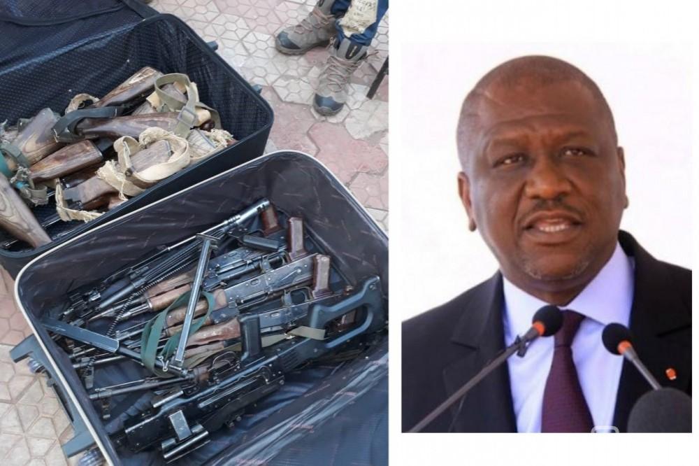 Côte d'Ivoire : Découverte d'armes, assassinat d'Hamed Bakayoko, alerte de la Bad, augmentation du prix courant,  fake news de fin d'année en cascade