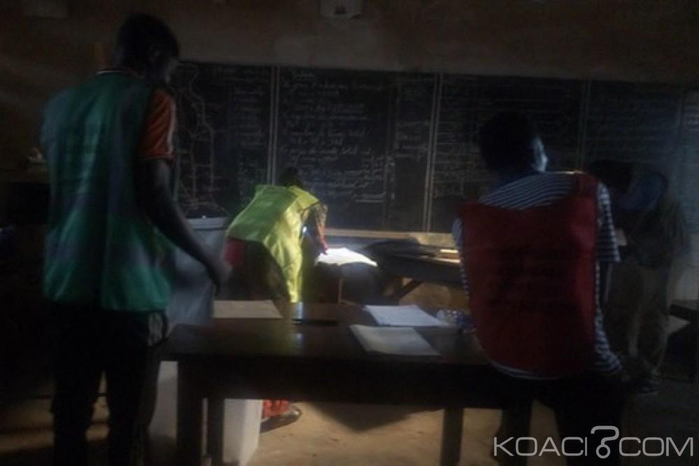 Togo : Législatives 2018, décompte des voix après le vote