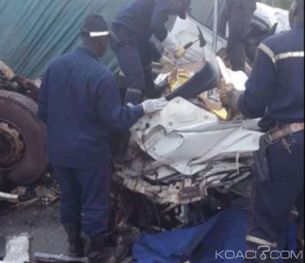 Côte d'Ivoire : Une Collision  entre deux camions fait un mort entre Ouangolo et Ferké