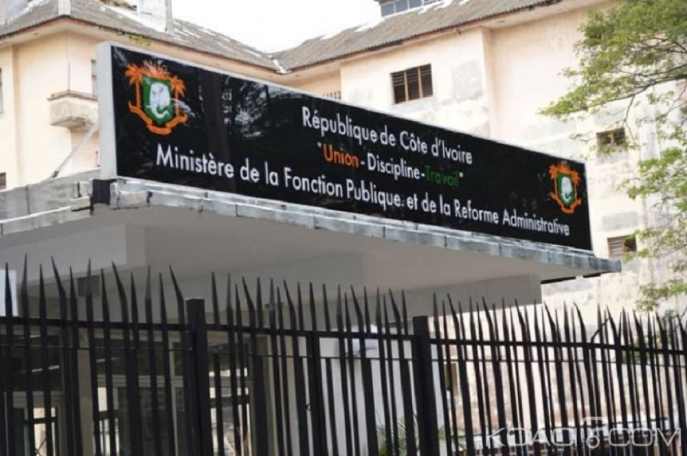 Côte d'Ivoire : Fonction publique, les résultats des concours administratifs proclamés ce vendredi