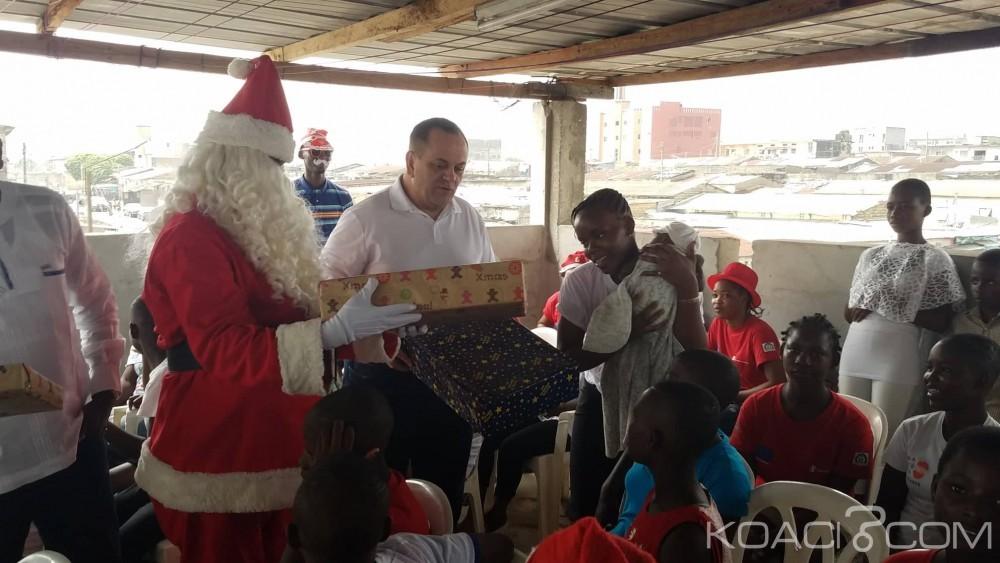 Côte d'Ivoire: Cfao Retail au secours des enfants abandonnés de l'ong cavoequiva  pour la 3èmes fois