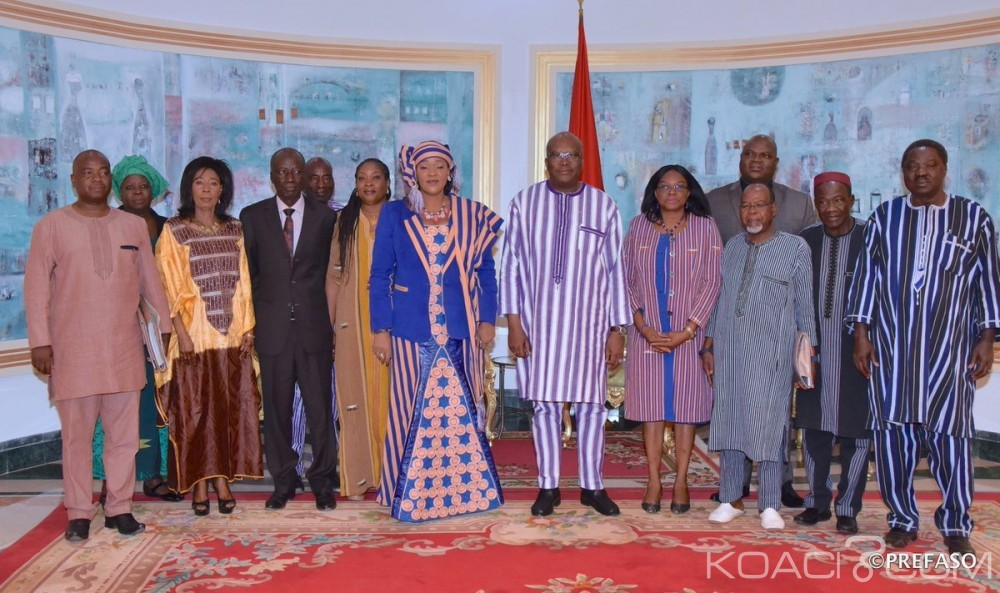 Burkina Faso : Le médiateur appelle a renforcer les pouvoirs des institutions républicaines