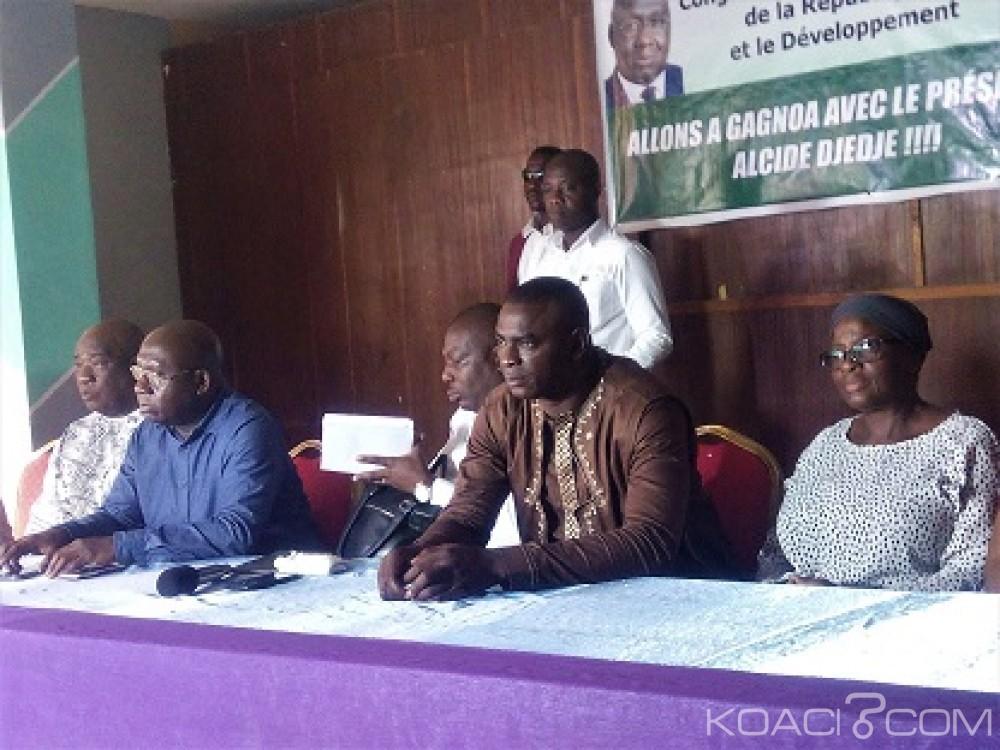 Côte d'Ivoire :Depuis Yopougon, Alcide Djédjé aux populations du Gôh: «Si nous nous amusons à retomber dans la guerre, il n'y aura personne pour nous relever»
