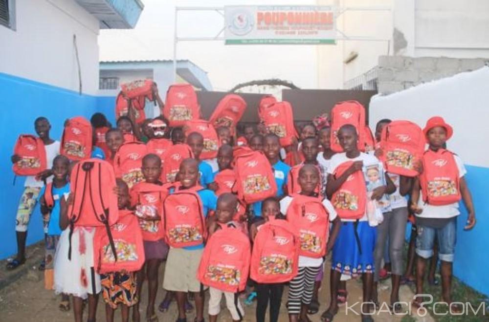 Côte d'Ivoire : Par Amour, donnons le sourire aux enfants à la pouponnière Marie Thérèse d'Adjamé