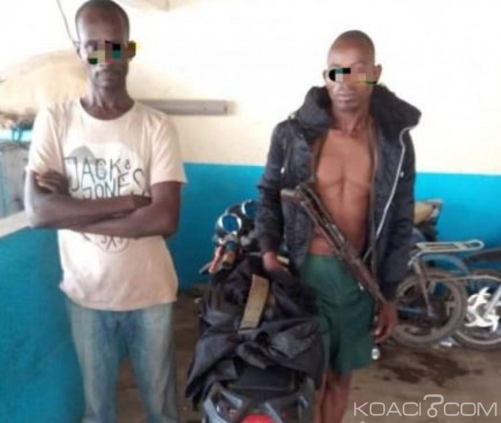 Côte d'Ivoire: Deux coupeurs de route arrêtés à Soubré