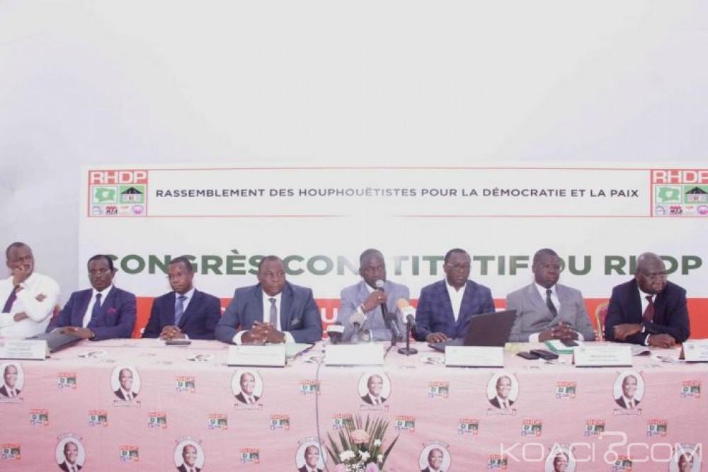 Côte d'Ivoire : Bictogo à Guikahué, « En politique, il y'a des vertus, contrairement à ce qu'on pense » ; « Il n'y aucun problème entre Mabri et moi »