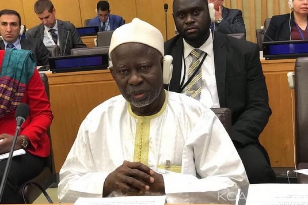 Gambie : Le Vice-président Ousainou Darboe exige du respect pour son poste