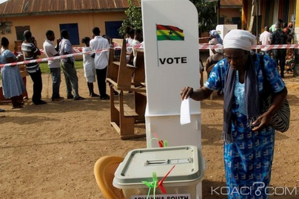 Ghana : Resultats du référendum, tendance vers un « Oui » massif