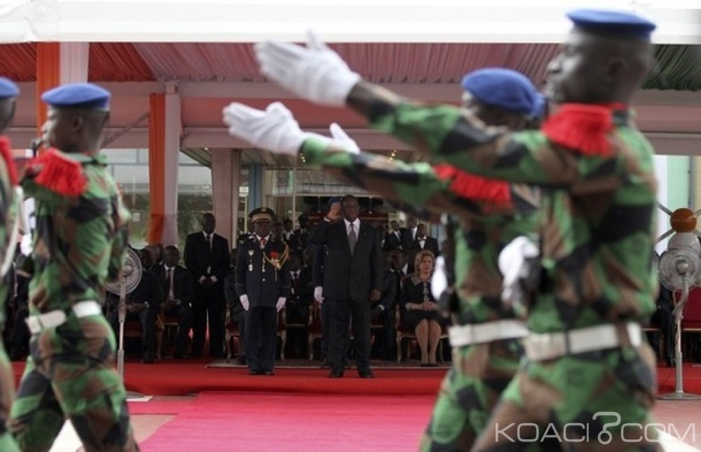 Côte d'Ivoire : Armée, Ouattara nomme le Général de Brigade Lassina Doumbia chef d'Etat Major et Touré Alexandre Apalo à la gendarmerie