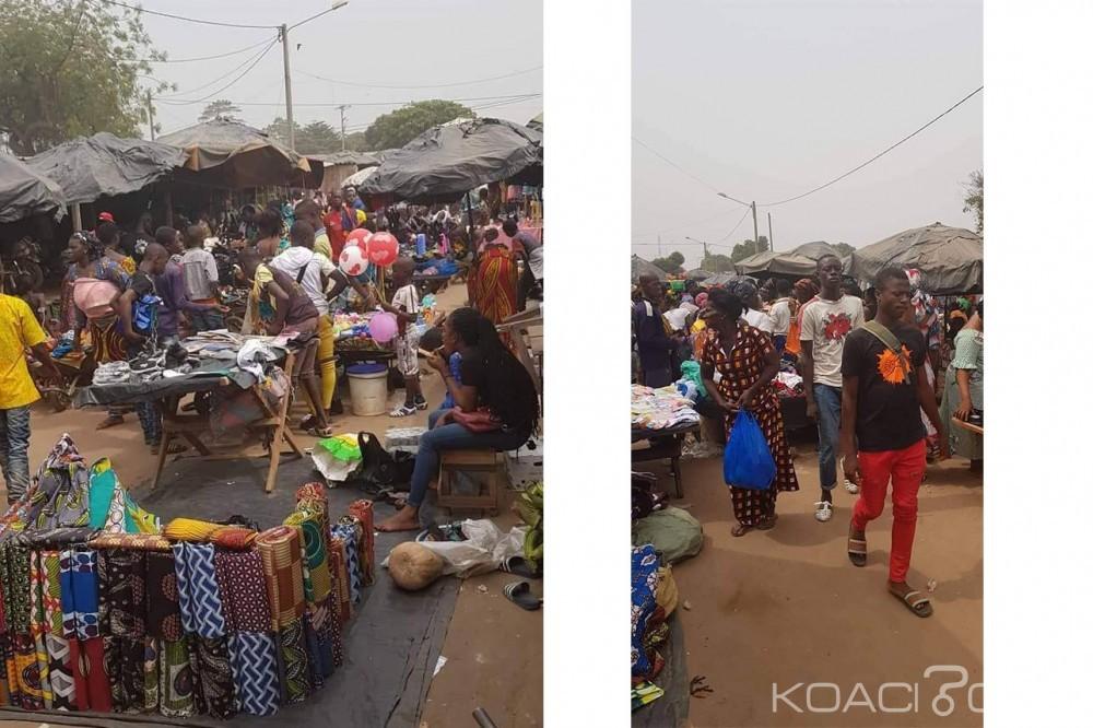 Côte d'Ivoire: Dernier samedi de l'année de «jour de marché» à Zuenoula