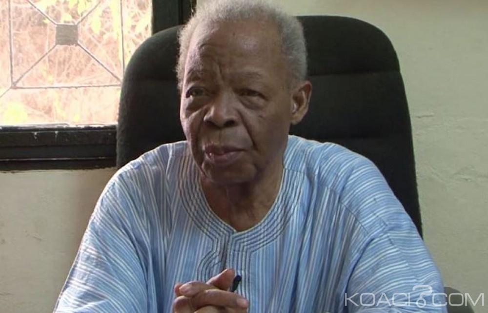 Mali : Décès de l'écrivain et homme politique Seydou Badian Kouyaté