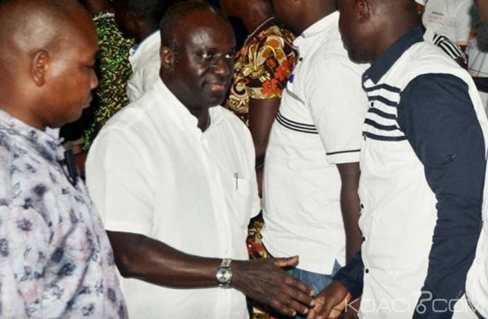 Côte d'Ivoire : Municipales à Grand-Bassam, Amon Tanoh serait à l'origine de la contestation des résultats du scrutin par le camp Ezaley