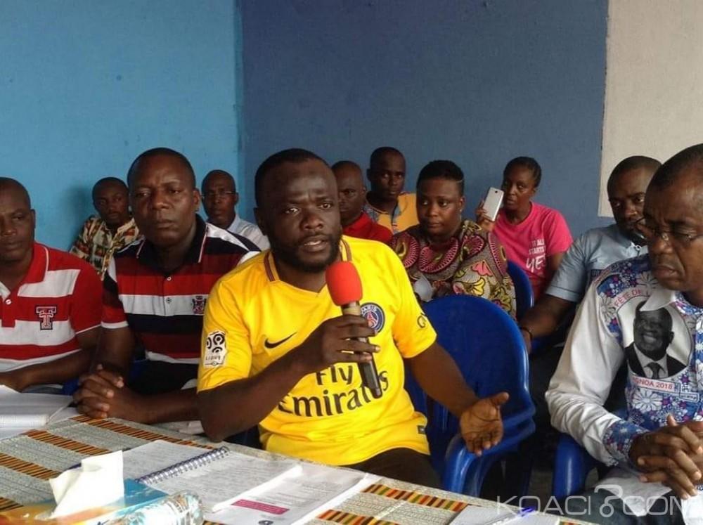 Côte d'Ivoire : Justin Koua annonce son départ à la tête de la jeunesse EDS (coalition pro-Gbagbo)