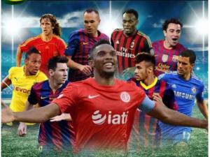 Cameroun:  Des légendes du football attendues à l'événement «Eto'o charity Match»