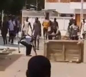 Côte d'Ivoire : Au quartier France de Grand- Bassam, affrontements entre partisans de Moulot et d'Ezaley