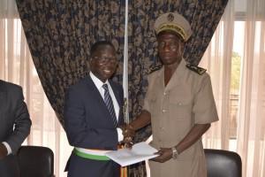Côte d'Ivoire :  Conseil régional du Bélier, le Président élu tend la main aux vaincus