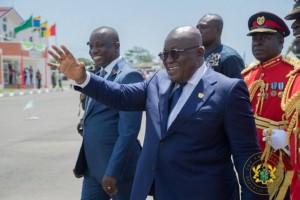 Ghana : Marine et force aérienne, deux Généraux promus à la direction