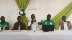 Côte d'Ivoire : Le Président de la CNVDT-CI crée le parti écologique et veut préserver la nature