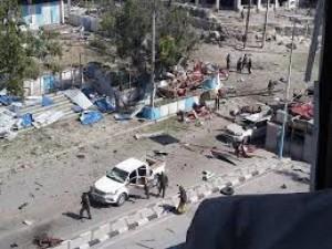 Somalie : Un double attentat  frappe Mogadiscio,16  morts  et plus de 10 blessés