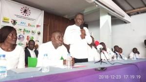 Côte d'Ivoire : 28 mouvements et associations de soutien proches à Guillaume Soro créent une Coordination et ambitionnent de porter leur leader au pouvoir