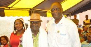 Côte d'ivoire : Refus du vote de la loi d'amnistie  par le PDCI, depuis Gagnoa Guikahué s'explique