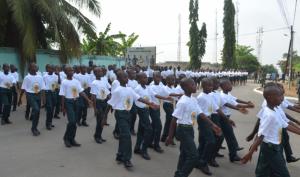 Côte d'Ivoire : 138 élèves de neuf nationalités font leur entrée à l'EMPT de Bingerville