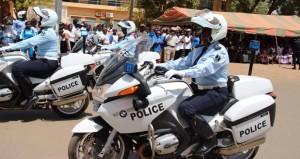 Burkina Faso : 1440 éléments de securité déployés pour les fêtes de fin d'année