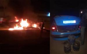 Côte d'Ivoire : Interdit,le gaz butane utilisé comme carburant explose dans un taxi à San-Pédro