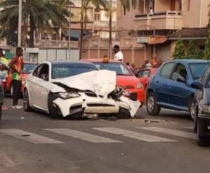 Côte d'Ivoire: Dj Arafat évite le pire dans un accident de voiture à Cocody