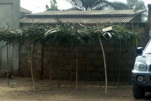 Togo : Noël sous appatame pour enfants ordinaires à Lomé