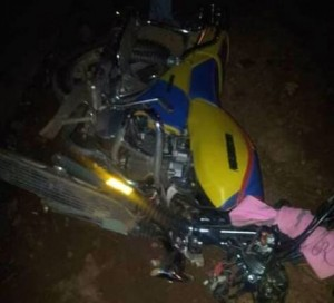 Côte d'Ivoire : Bouaké,en pleine nuit de Noël, un conducteur de moto taxi tué par un chauffard