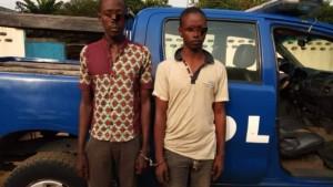 Côte d'Ivoire: Deux présumés voleurs de voiture interpellés à Guitry, au sud ouest