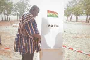 Ghana : Référendum en cours dans 4 régions pour 6 nouvelles autres