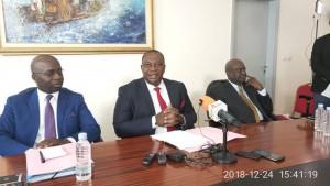 Côte d'Ivoire : Adjoumani aux créateurs du Mouvement PDCI-Renaissance « Je suis PDCI, j'ai fait ma renaissance au RHDP »