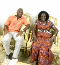 Côte d'Ivoire : Didier Drogba chez Simone Gbagbo, « Ce genre de moments me rend encore plus fier d'être Ivoirien »