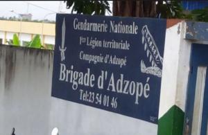 Côte d'Ivoire : Deux  gendarmes en service  dépossédés de la seule Kalachnikov en leur possession  par des coupeurs de route