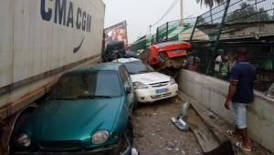 Côte d'Ivoire: À Port-Bouët un poids lourd perd le contrôle, tue 3 personnes et fait plusieurs blessés