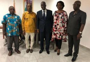 Côte d'Ivoire : Revirement politique, trois sénateurs rejoignent les rangs du RHDP