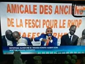 Côte d'Ivoire: Une amicale se réclamant des anciens de la FESCI appelle à soutenir le congrès du RHDP du 26 janvier prochain
