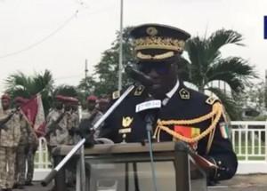 Côte d'Ivoire : Passation de charges à l'Etat-major, Doumbia exprime sa reconnaissance à Ouattara et rassure pour 2020