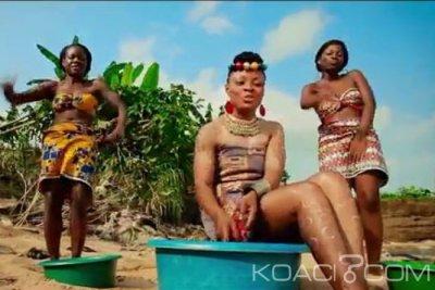 Michelle Djalyé - Amina - Coupé Décalé