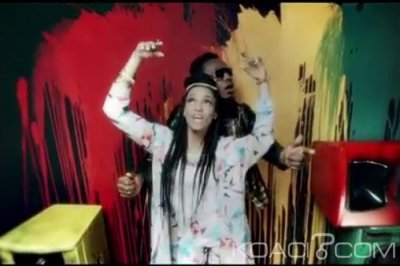 Di'Ja ft. Patoranking - Falling For You - Congo