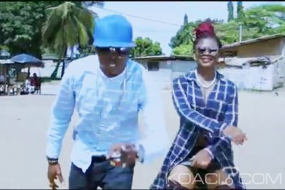 Mimi Pary ft Debordo Leekunfa - On va Jouer - Ghana New style