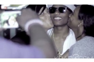 Legendury Beatz  Ft. Wizkid - Oje - Rap