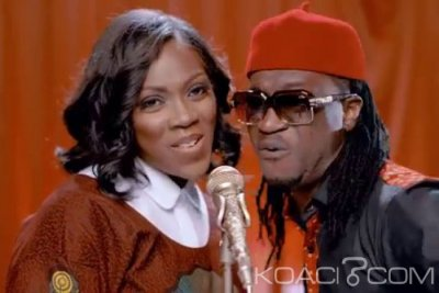 Tiwa Savage & Paul Psquare - Get it together - Ghana New style