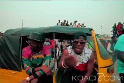 Toofan - Eledji - Coupé Décalé