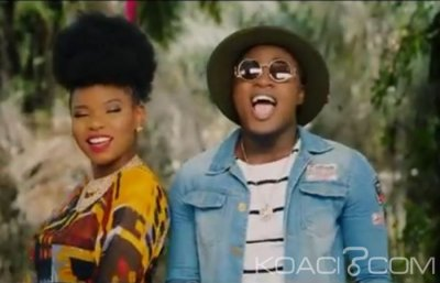 Yemi Alade ft. Jeff - Kissing (Remix) - Ghana New style