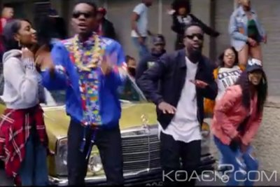 Patoranking - No Kissing Baby ft. Sarkodie - Malien